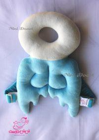 محافظ ایمنی سر کودک مدل فرشته آبی